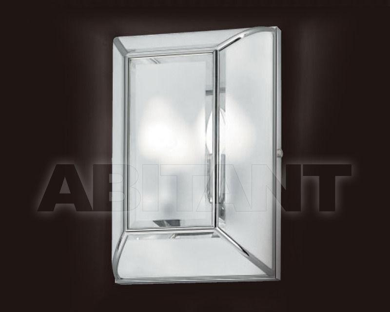 Купить Светильник настенный Cremasco Illuminazione snc Il Rilegato 1021/2AP-B.sm