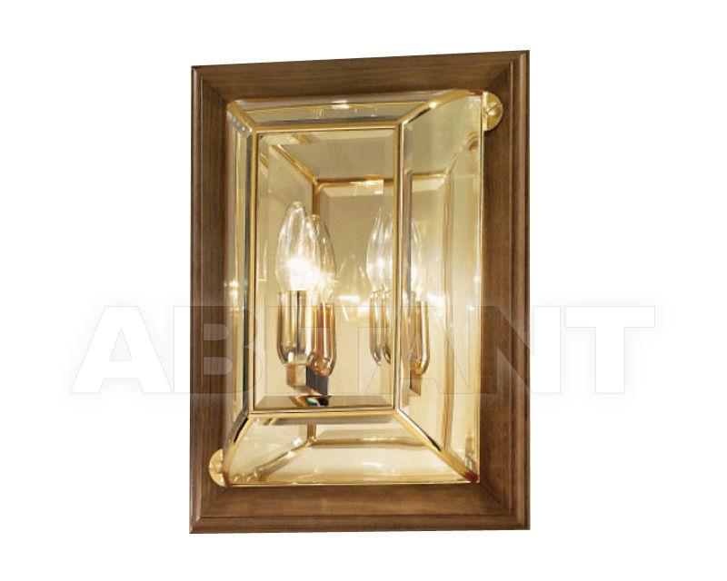 Купить Светильник настенный Cremasco Illuminazione snc Il Rilegato 1021/2AP-LN.cm