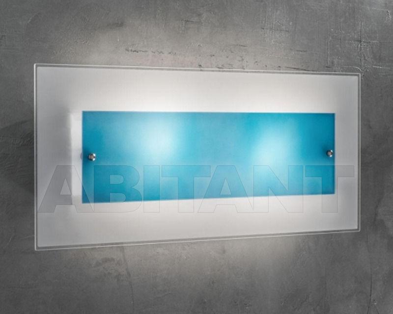 Купить Светильник настенный Teo Dream Lights Srl Dream Lights 86.30 blue