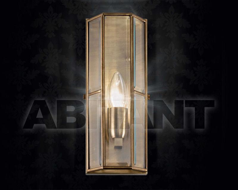 Купить Светильник настенный Cremasco Illuminazione snc Il Rilegato 0962/1AP-B.cm