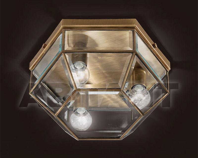 Купить Светильник Cremasco Illuminazione snc Il Rilegato 0965/3PL-B.dm