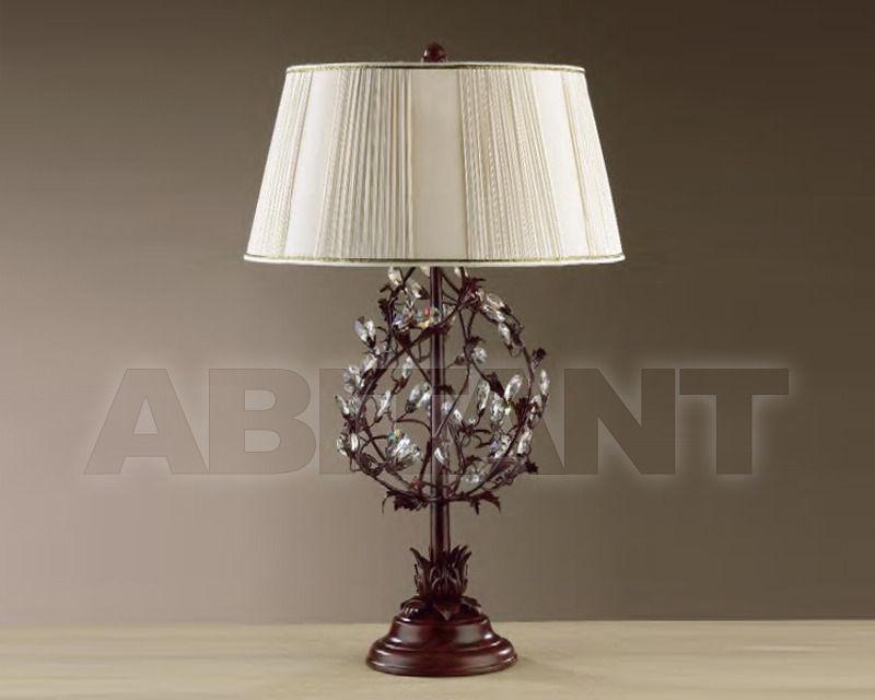 Купить Лампа настольная Epoca Lampadari snc  Epoca 2007 1380/LG3