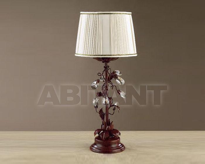 Купить Лампа настольная Epoca Lampadari snc  Epoca 2007 1380/L1