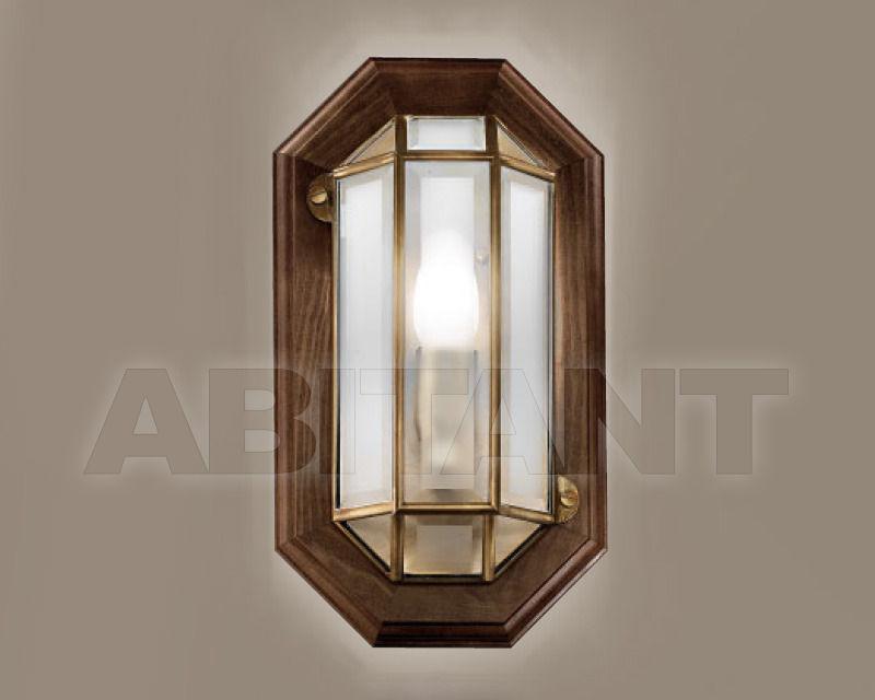 Купить Светильник настенный Cremasco Illuminazione snc Il Rilegato 0973/1AP-LN.sm