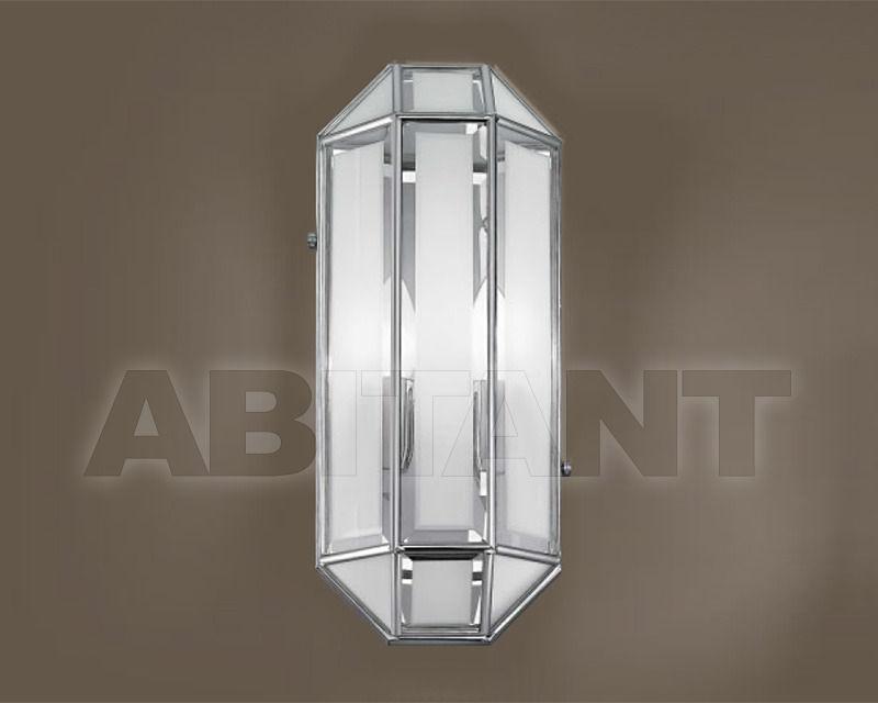 Купить Светильник настенный Cremasco Illuminazione snc Il Rilegato 1055/2AP-B.sm