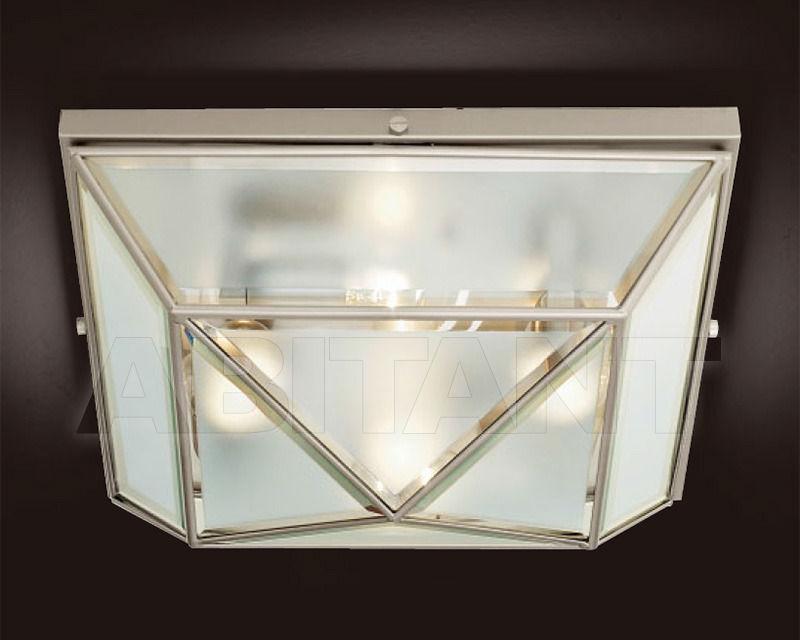 Купить Светильник Cremasco Illuminazione snc Il Rilegato 1078/4PL-B.sm