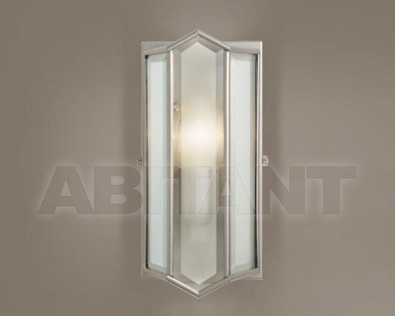 Купить Светильник настенный Cremasco Illuminazione snc Il Rilegato 1079/1AP-B.sm