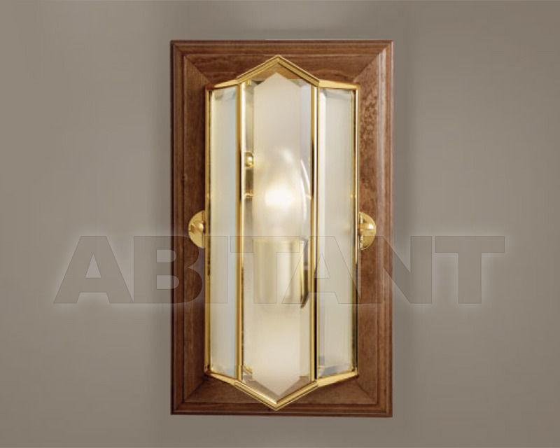 Купить Светильник настенный Cremasco Illuminazione snc Il Rilegato 1079/1AP-LN.sm