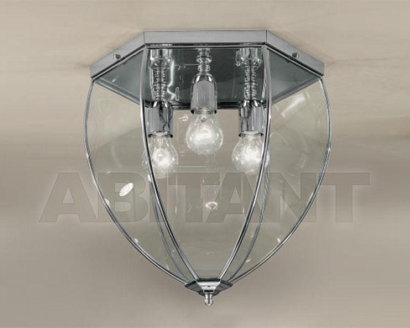 Купить Светильник Cremasco Illuminazione snc Il Rilegato 1817/3PL-B.c