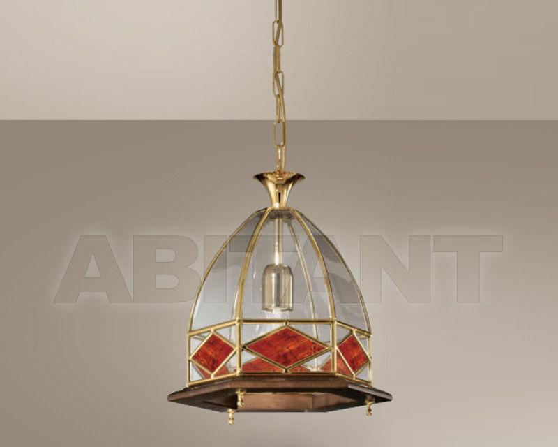 Купить Светильник Cremasco Illuminazione snc Il Rilegato 1821/1S-LN.c.col