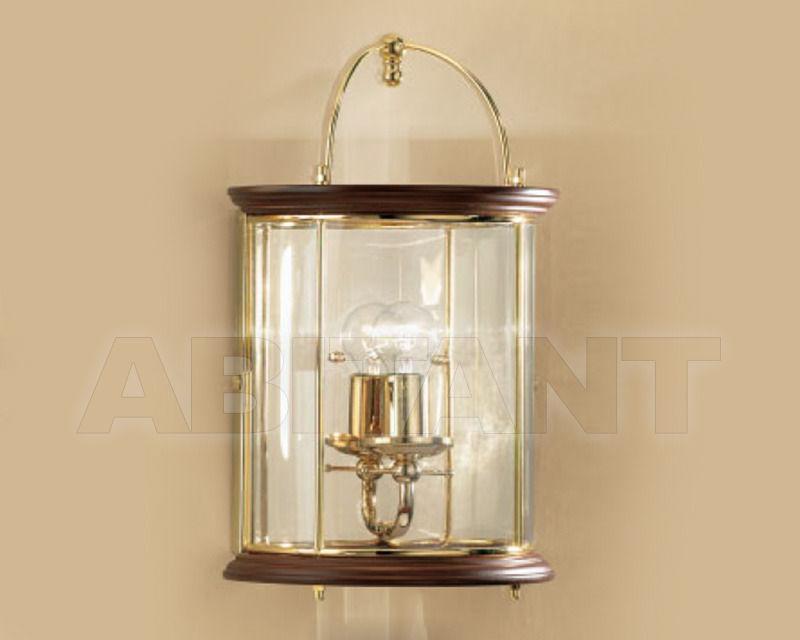 Купить Светильник настенный Cremasco Illuminazione snc Il Rilegato 1804/1AP-LN.c