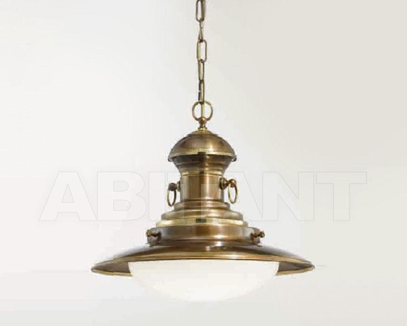 Купить Светильник Cremasco Illuminazione snc Laguna Veneta 493/1S-BRSF