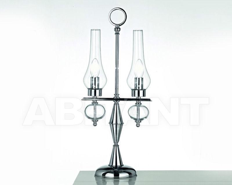 Купить Лампа настольная Cremasco Illuminazione snc Laguna Veneta 618/2LA-CR
