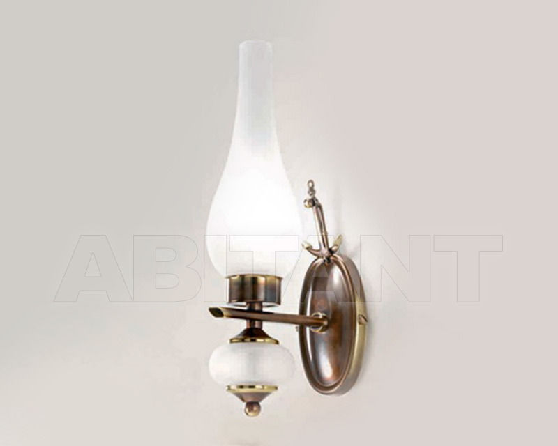 Купить Бра Cremasco Illuminazione snc Laguna Veneta 619/1AP-BRSF