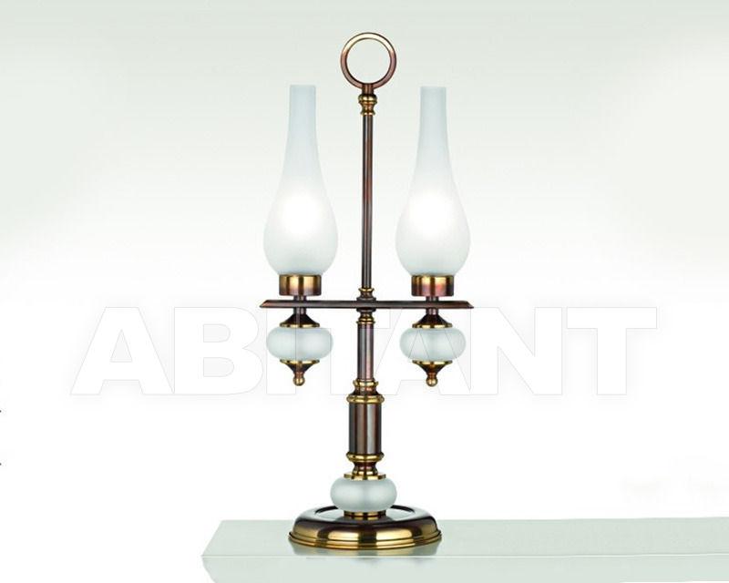 Купить Лампа настольная Cremasco Illuminazione snc Laguna Veneta 621/2LA-BRSF