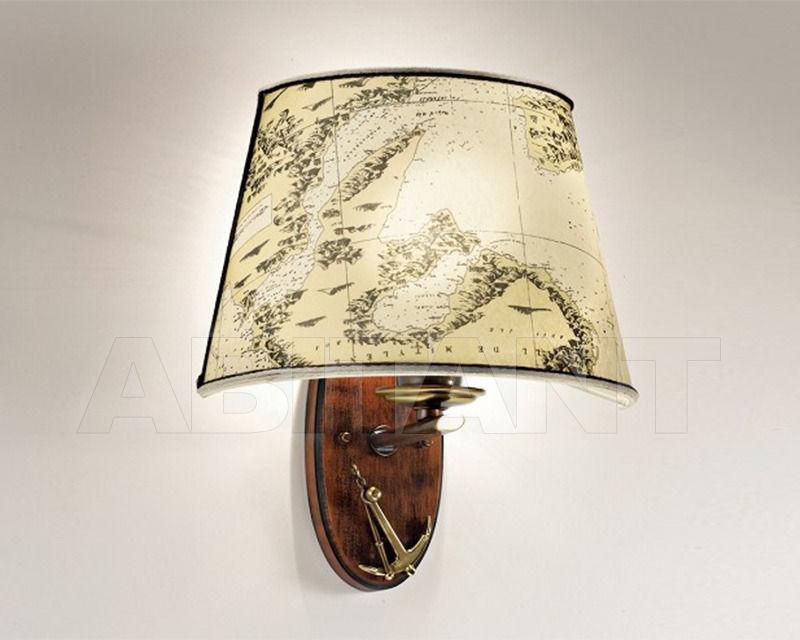 Купить Бра Cremasco Illuminazione snc Laguna Veneta 630/1AP-BRSF