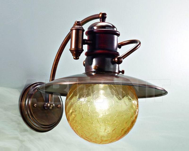 Купить Бра Cremasco Illuminazione snc Laguna Veneta 662/1AP-BR-AM