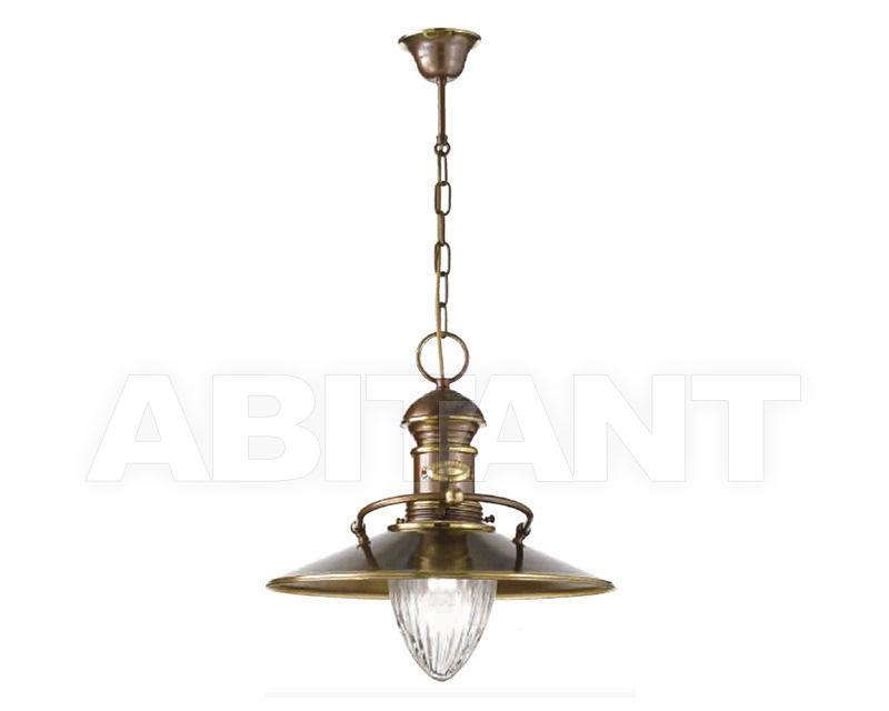 Купить Светильник Cremasco Illuminazione snc Laguna Veneta 4042/1S-BRSF