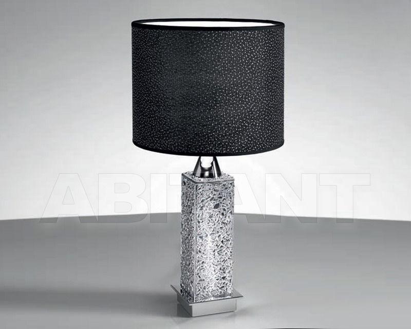 Купить Лампа настольная Cremasco Illuminazione snc Opere Di Luce 1878/1+1LU-…-BK