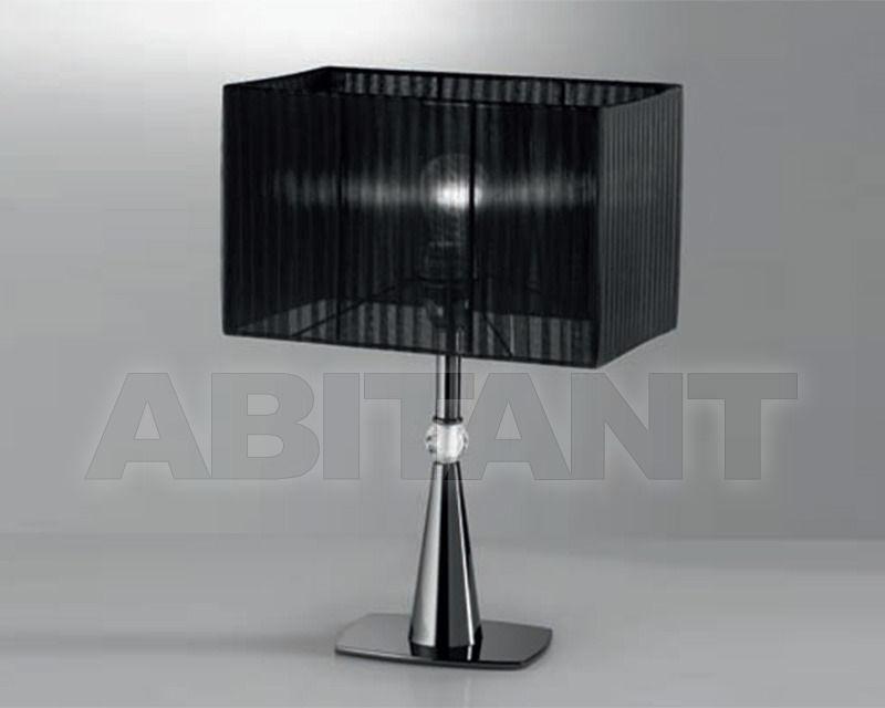 Купить Лампа настольная Cremasco Illuminazione snc Opere Di Luce 5077/1LA-NN-PLISNE