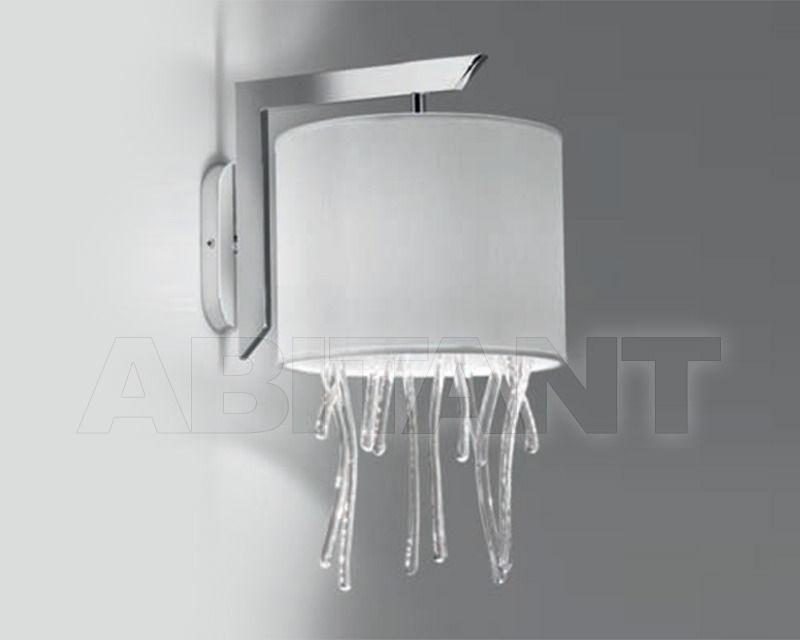 Купить Бра Cremasco Illuminazione snc Opere Di Luce 5090/1AP-CR-..-TR