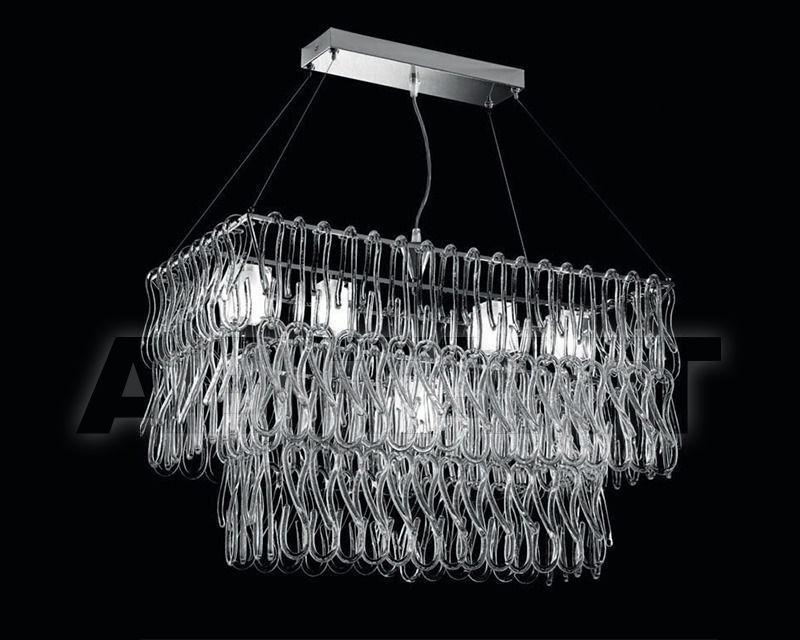 Купить Люстра Cremasco Illuminazione snc Opere Di Luce 5122/5S-CR-TR-168
