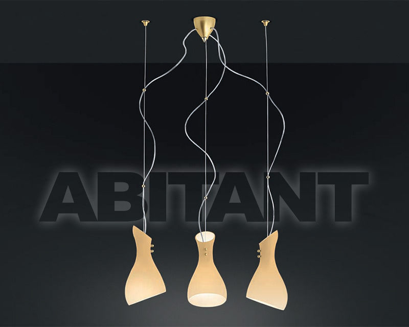 Купить Светильник Cremasco Illuminazione snc Opere Di Luce 607/3S-OS-AM