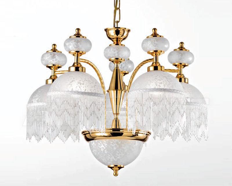 Купить Люстра Cremasco Illuminazione snc Opere Di Luce 657/5S-OL
