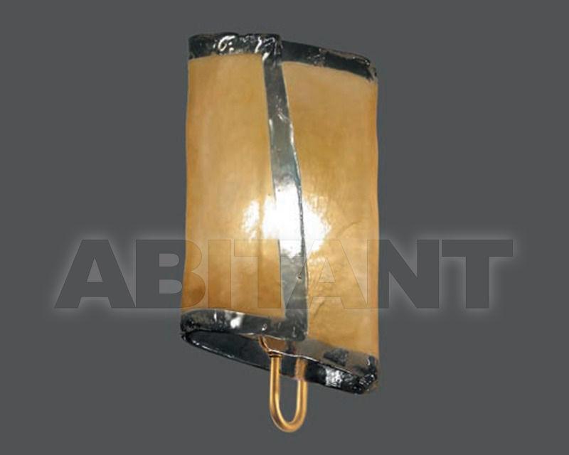Купить Бра Cremasco Illuminazione snc Opere Di Luce 709/1AP-OS-AM-32