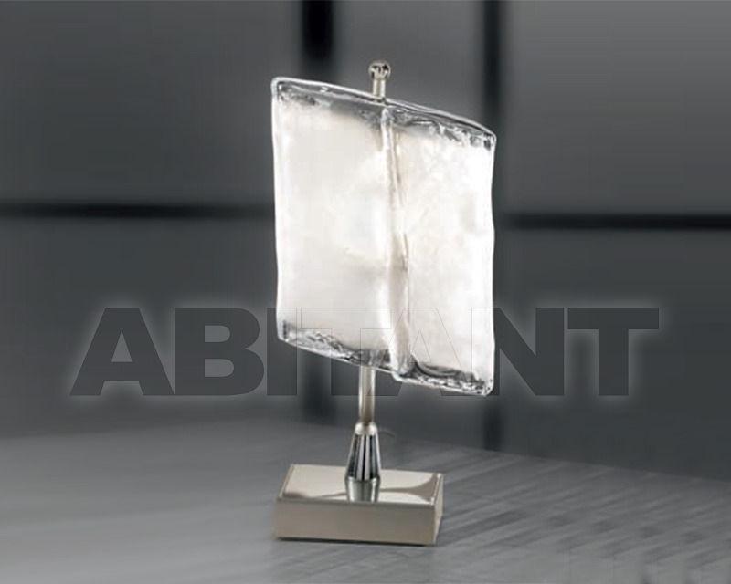 Купить Лампа настольная Cremasco Illuminazione snc Opere Di Luce 710/1LU-NS-BI-23
