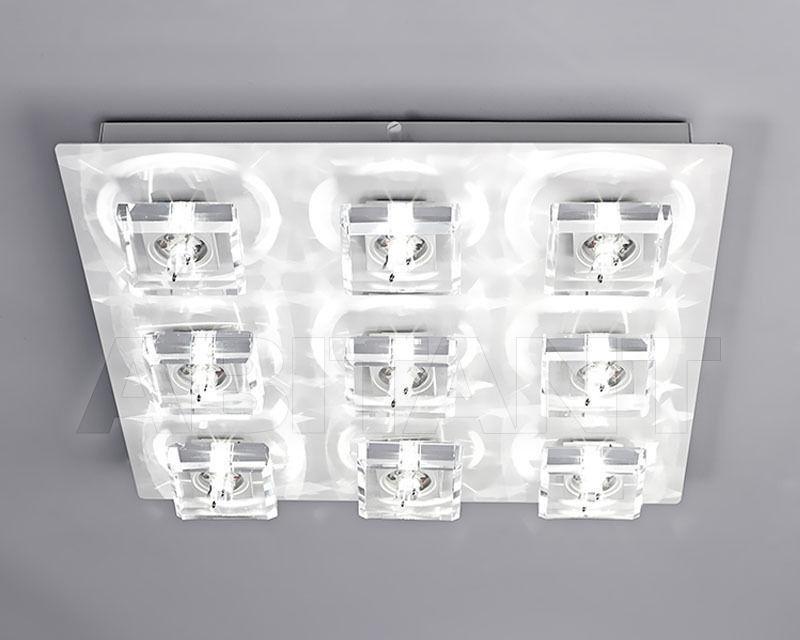 Купить Встраиваемый светильник QUAD Falb Group Led QUAD 9 PL