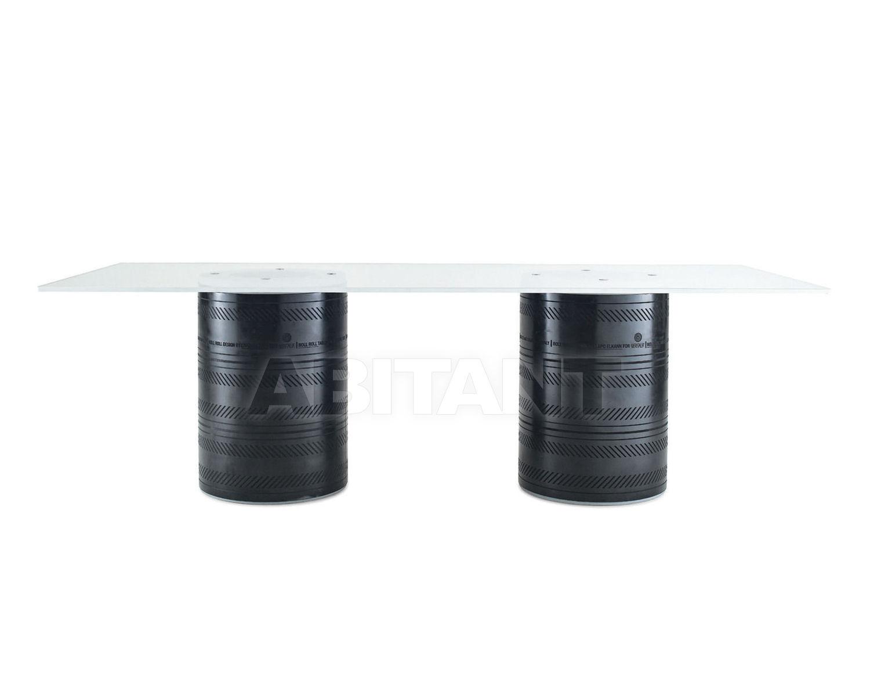 Купить Стол обеденный Meritalia Afra E Tobia Scarpa ROLL ROLL Tavolo