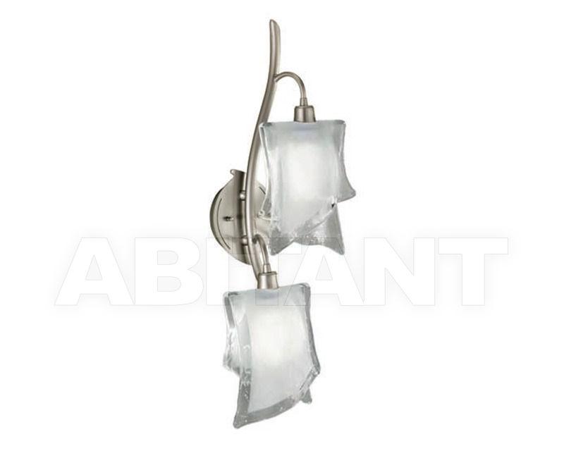 Купить Бра Cremasco Illuminazione snc Opere Di Luce 2601/2AP.NS.BI
