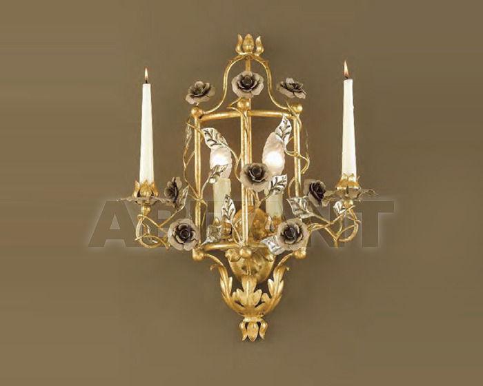 Купить Светильник настенный Epoca Lampadari snc  Epoca 2007 1384/A2F