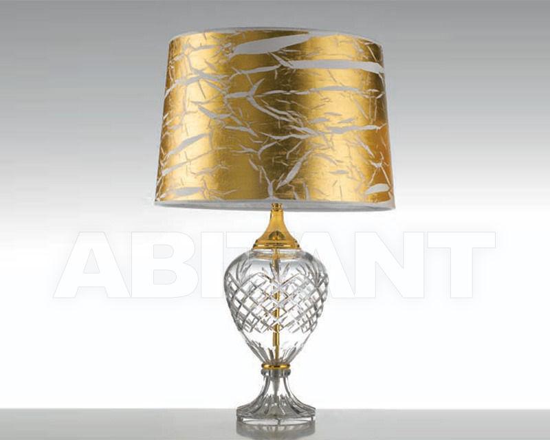 Купить Лампа настольная Cremasco Illuminazione snc Opere Di Luce 3011/1LA-OL