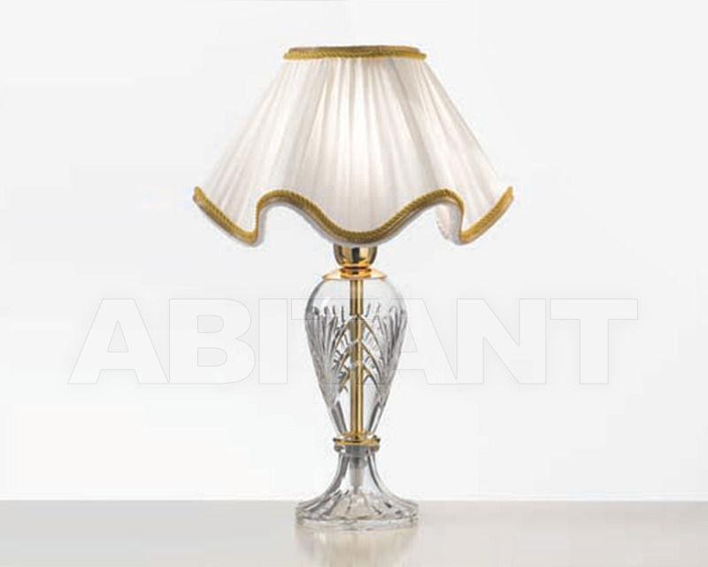 Купить Лампа настольная Cremasco Illuminazione snc Opere Di Luce 3012/1LU-OL