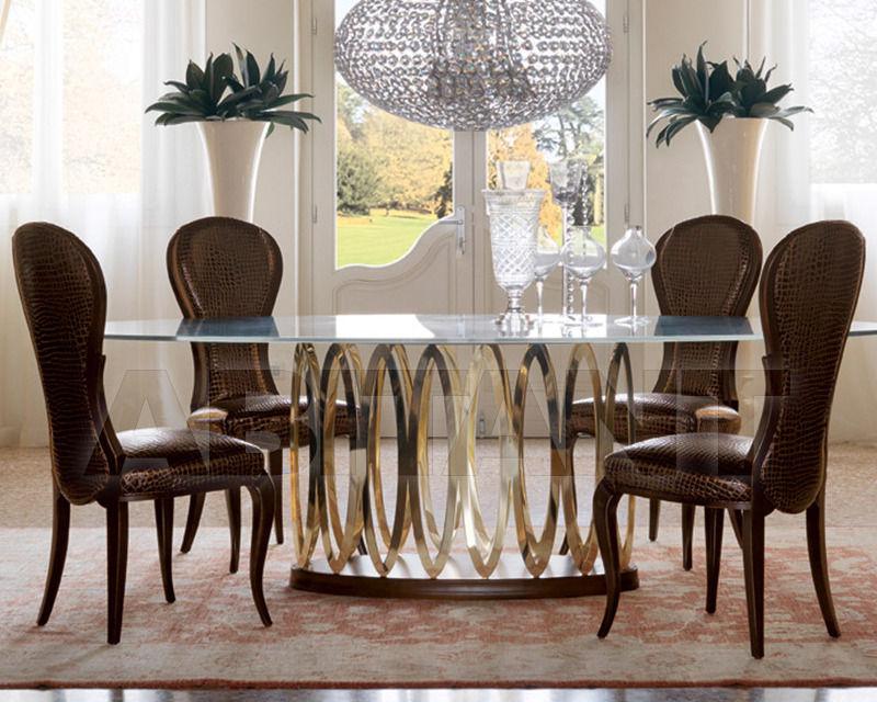 Купить Стол обеденный Modo10 è un marchio Bianchini S.r.l.  Decor Luxury DCG4821K‐N