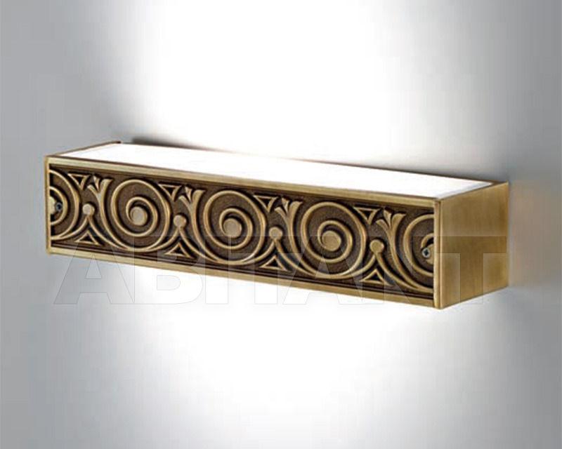Купить Светильник настенный Cremasco Illuminazione snc Opere Di Luce 5060/1AP-BRSA