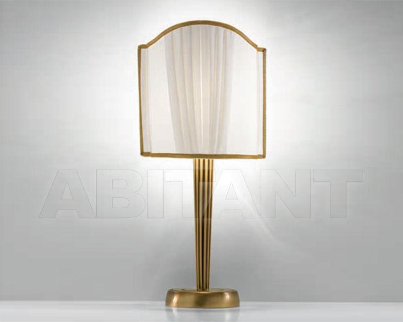 Купить Лампа настольная Cremasco Illuminazione snc Opere Di Luce 5070/1LU.BRSA