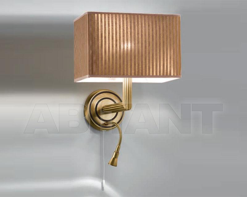 Купить Бра Cremasco Illuminazione snc Opere Di Luce 5072/2AP-RIG