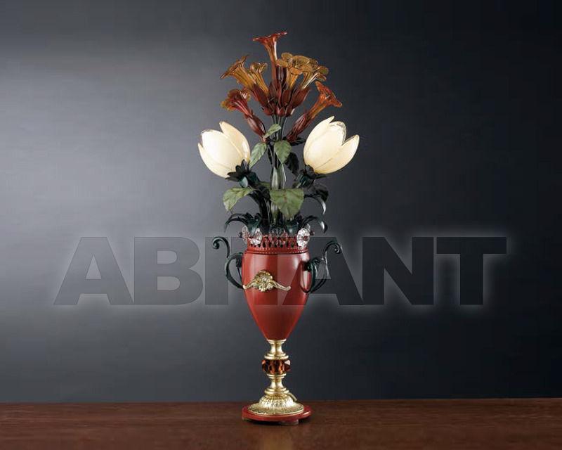 Купить Лампа настольная Epoca Lampadari snc  Epoca 2009 1396/LG2