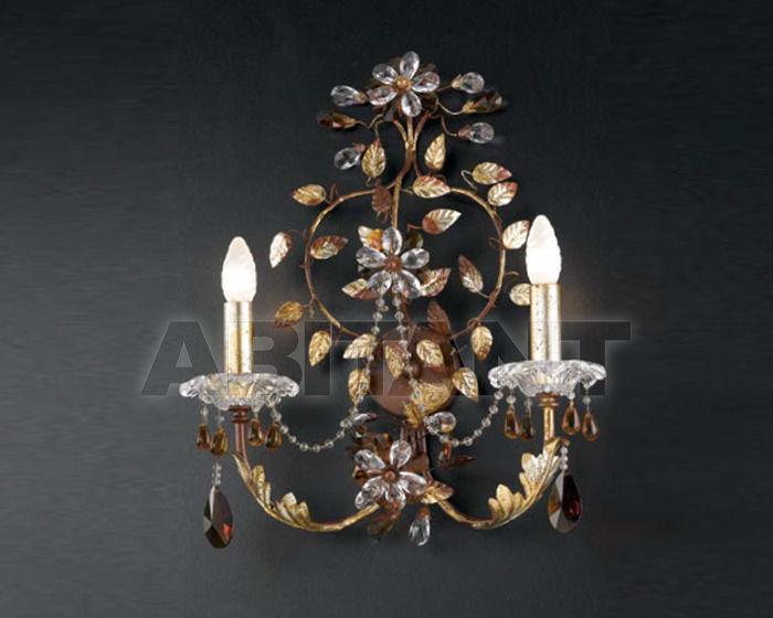 Купить Светильник настенный Epoca Lampadari snc  Epoca 2009 1394/A2
