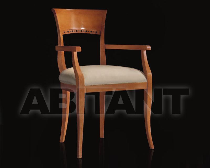 Купить Стул с подлокотниками MARTINA 100X100 Classico EIE srl Pernechele 126/C