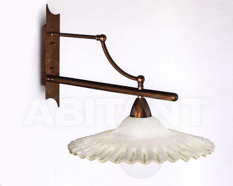 Купить Бра Cremasco Illuminazione snc Vecchioveneto 0352/1AP-VE3