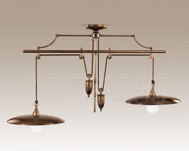 Купить Светильник Cremasco Illuminazione snc Vecchioveneto 0364/2S-BR-BOM