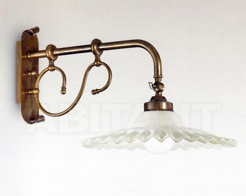 Купить Бра Cremasco Illuminazione snc Vecchioveneto 0367/1AP-PC-VE3