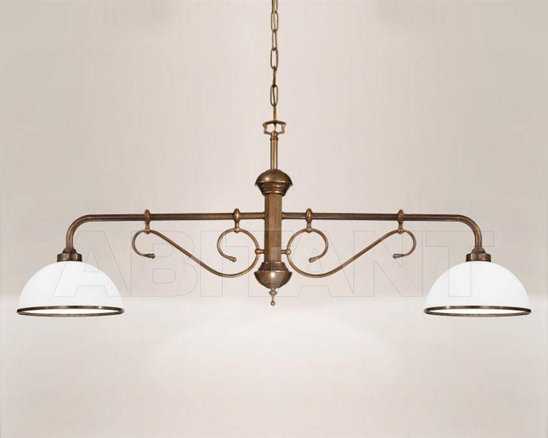 Купить Светильник Cremasco Illuminazione snc Vecchioveneto 0370/2S-MD-BR-VE2-AV