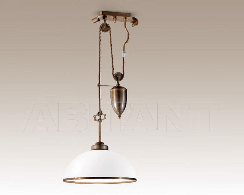 Купить Светильник Cremasco Illuminazione snc Vecchioveneto 0379/1S-BR-VE2-35-AV