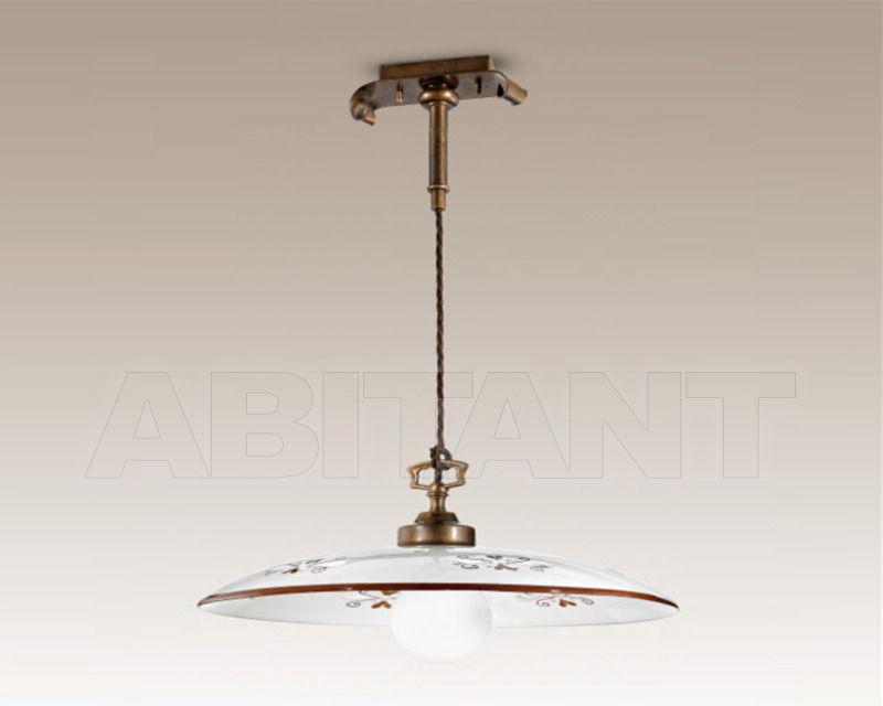 Купить Светильник Cremasco Illuminazione snc Vecchioveneto 0380/1S-BR-CE1-44-..