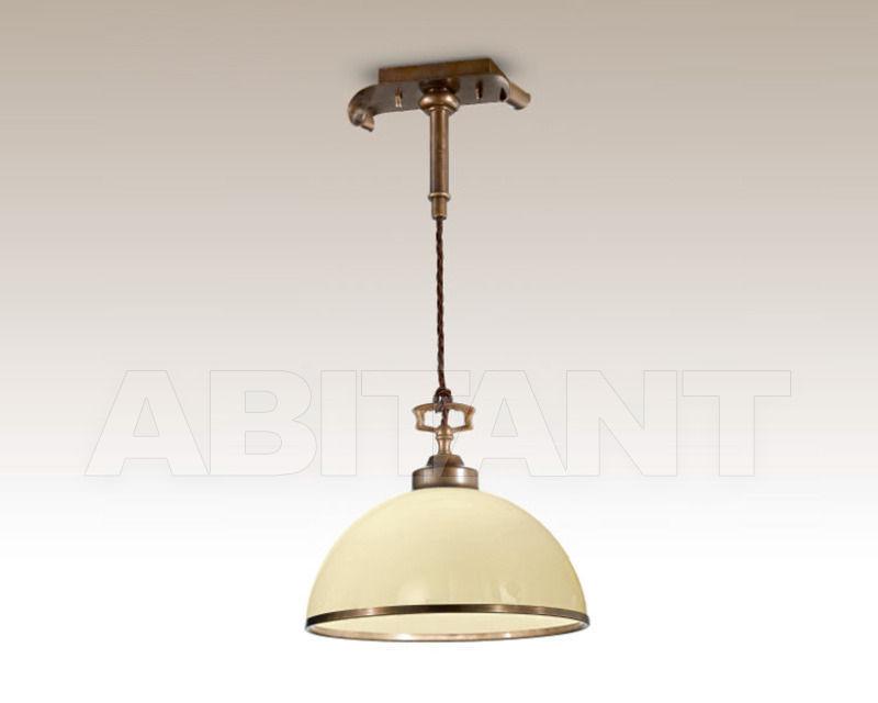 Купить Светильник Cremasco Illuminazione snc Vecchioveneto 0380/1S-BR-VE2-30-AV